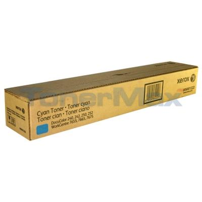 XEROX DC240 TONER CYAN